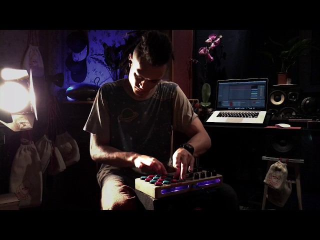 Max DetaL'   on MIDI Dobrynya PRO Home Live set