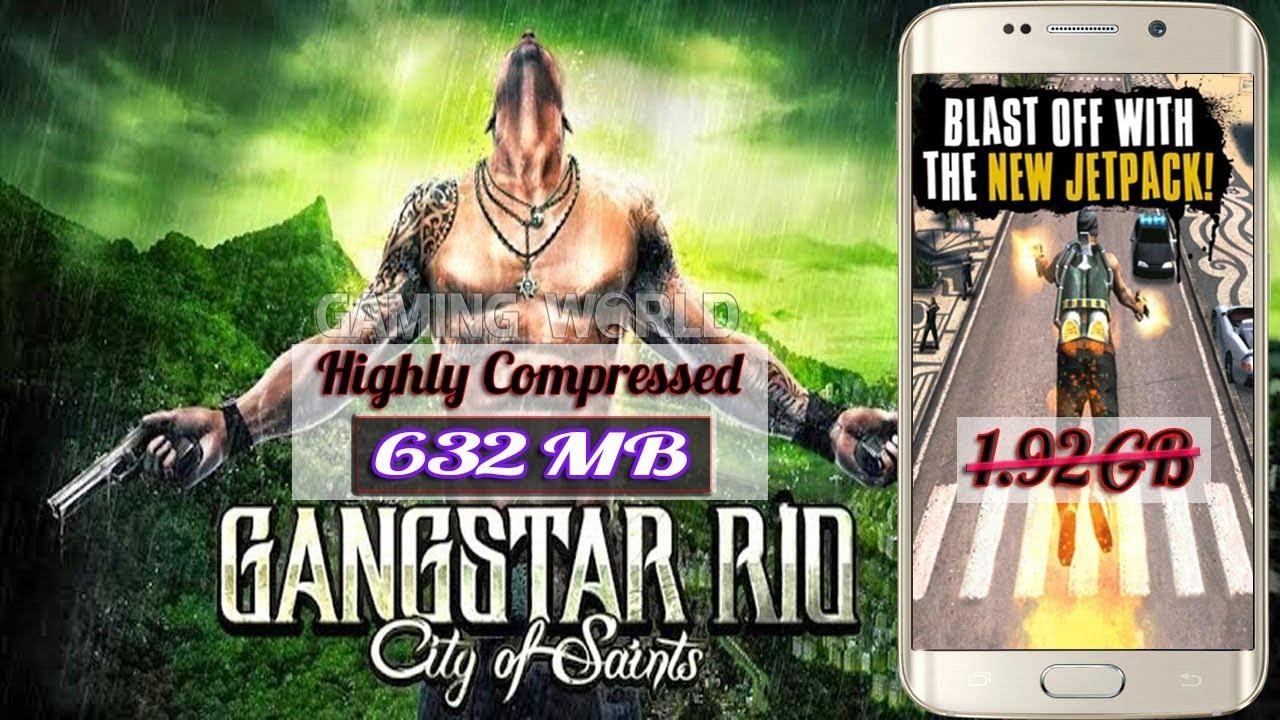 free. download · gangstar rio city of saints transparent screenshot