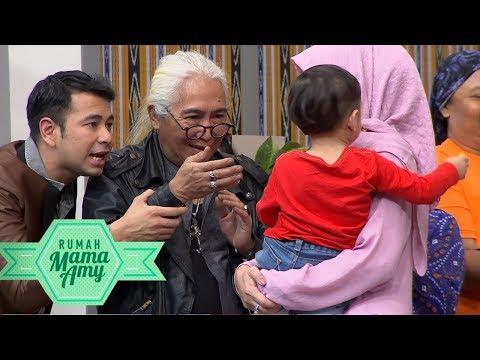 Wah Ada Kakeknya Rafathar Datang Ke Rumah Mama Amy (15/8)