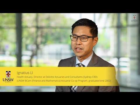 Actuaries And Health: Interview With Ignatius Li