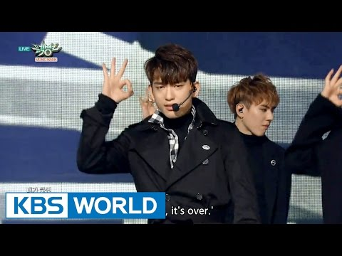 GOT7 - If You Do (니가 하면) [Music Bank HOT Stage / 2015.10.23]