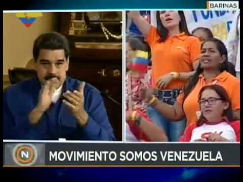 Barinas: Movimiento Somos Venezuela, Adán Chávez y Argenis Chávez Cantan Morichal Amigo