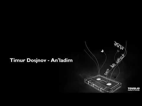 Timur Dosjanov - An'ladim (Music)