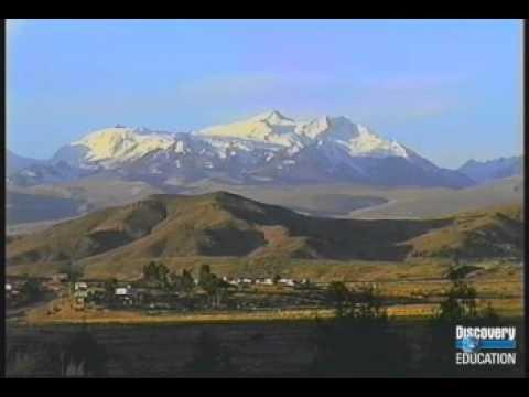 Mountain Building Processes