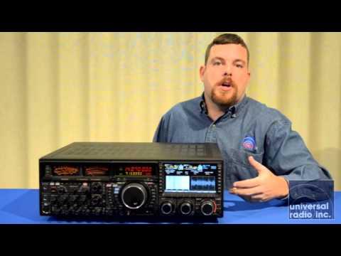 Universal Radio presents the Yaesu FTdx9000D
