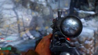 CALL OF DUTY: WORLD WAR 2 SNIPING MULTIPLAYER GAMEPLAY (Bolt-Action M1903 Sniper)