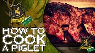 How To Cook A Piglet