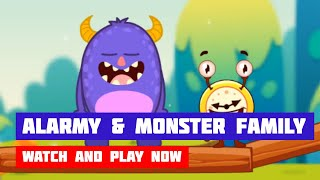 Alarmy & Monster Family · Game · Gameplay