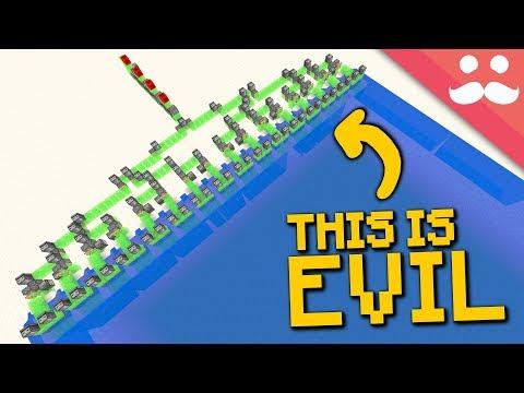 GRIEFING MACHINE 2.0 in Minecraft 1.13!