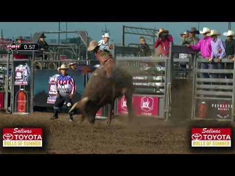 Emilio Resende rides Steak Sauce for 86.5 points