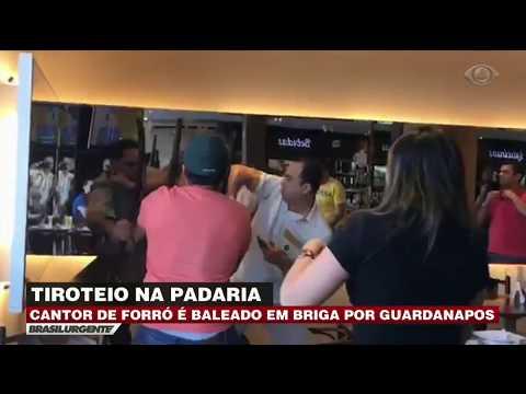 Piauí: Cantor é Baleado Durante Briga Por Guardanapos