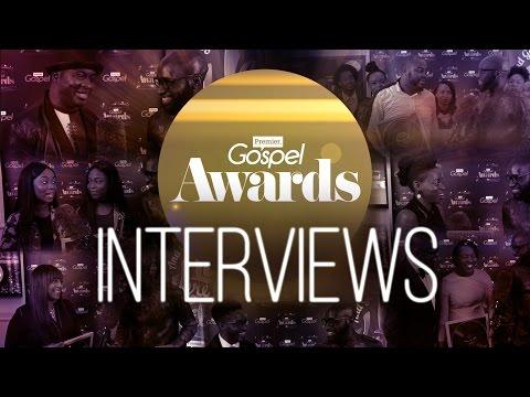 Gospel News: WINNER INTERVIEWS - The Premier Gospel Awards 2017