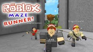 Roblox   MAZE RUNNER!   ExoRandy