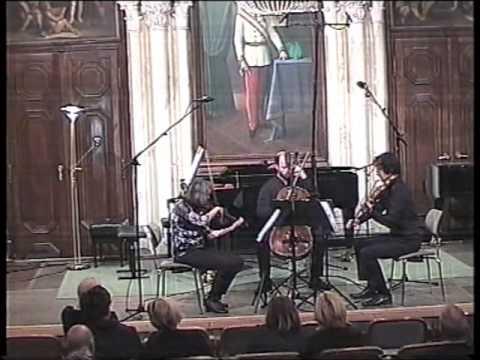 Gerhard PRÄSENT: BIG BEN for string trio -- ALEA-Ensemble