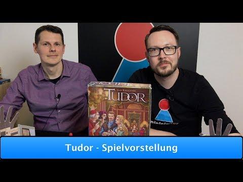 Tudor [Corax Games] - Spielvorstellung (Prototyp)