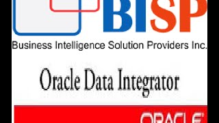 Odi 12c - Creating A Project & Mapping
