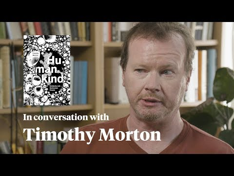 Timothy Morton in Conversation with Verso books