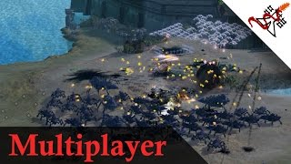 Supreme Commander 2 - 2v2 Cybran Navy OP | Multiplayer Gameplay