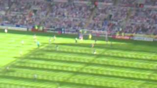 nufc chants 1st game of the season (2010-11)