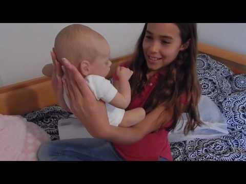 New Reborn Baby Box Opening Twin A by Bonnie Brown