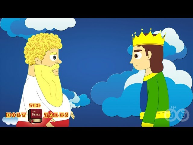 Solomon's Dream - Bible Stories For Children