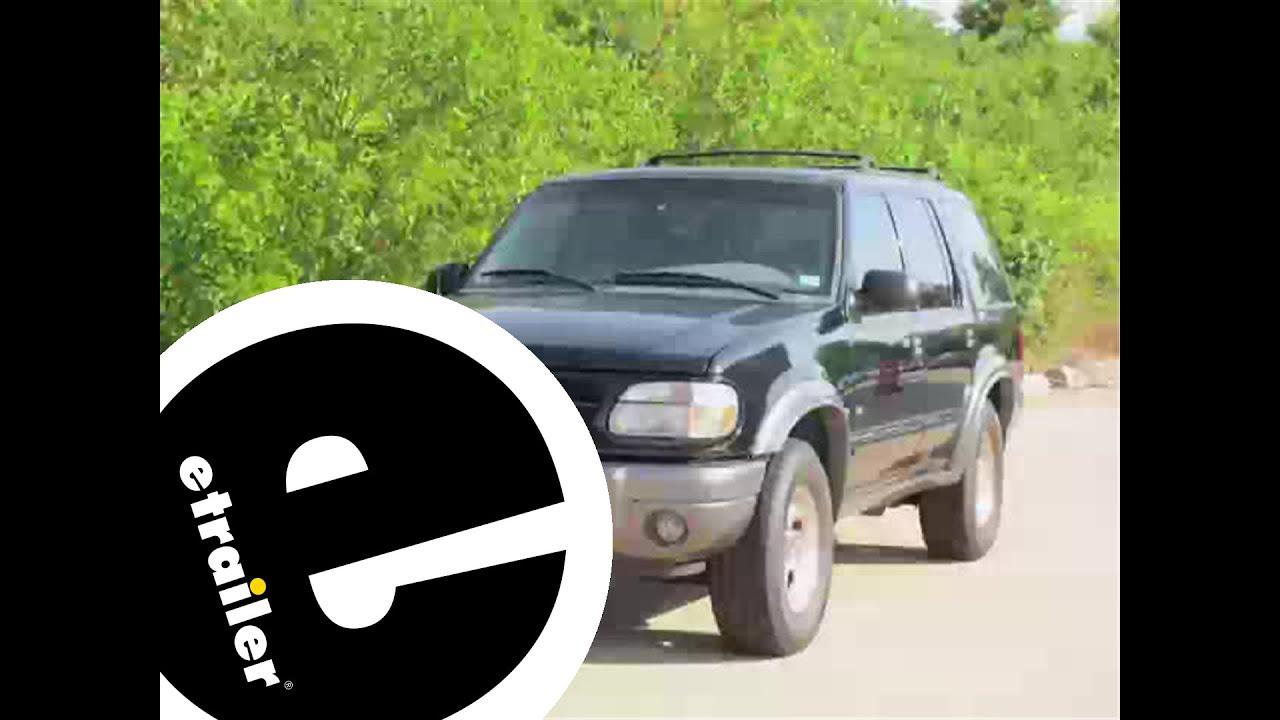 trailer brake controller installation 2001 ford explorer etrailer com [ 1280 x 720 Pixel ]