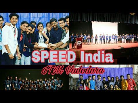 Vlog Vadodara | ISF | SPEED india | ITM University | Indian student forum | vlog | team