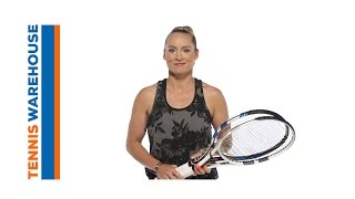 Bethanie Mattek-Sands reviews Babolat Pure Drive and Pure Strike racquets