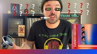 Gambar cover Danny Brown - uknowhatimsayin? Album Review