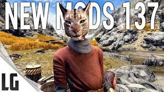 6 BRAND NEW Console Mods 137 - Skyrim Special Edition (XBOX/PS4/PC)
