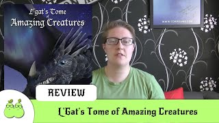 L'Gat's Tome of Amazing Creatures