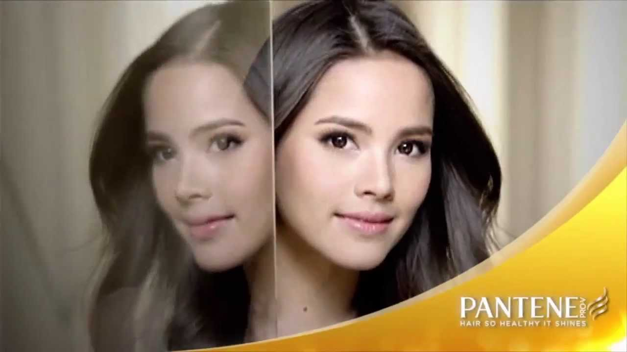 Image result for catriona gray pic pantene