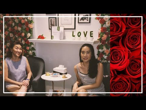 Lazy Girl Tries It 😱 Gel Manicure & Pedicure in Singapore ft. J Studios with Special Guest My Mum