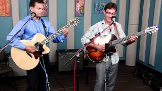 "Frank Vignola & Vinny Raniolo ""It Might As Well Be Spring"""