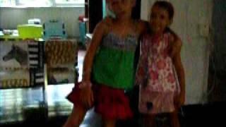 Lucia en Macey zijn vriendinnen
