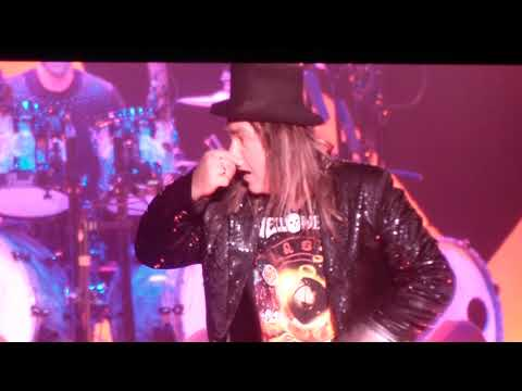 Helloween - Perfect Gentleman Live in Madrid WiZink Center 2017
