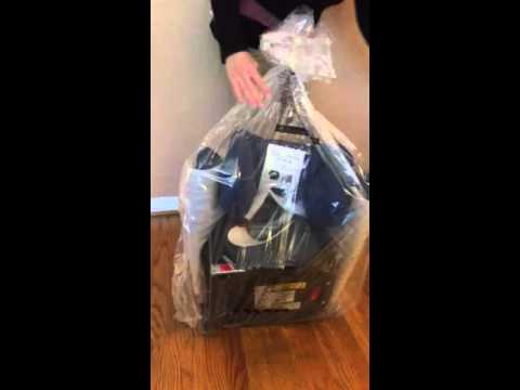 Cybex Solution M-Fix Booster Car Seat Unboxing