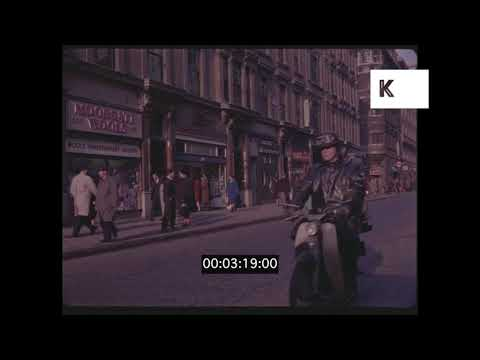 1960s Drive Through Finsbury, London, HD from 35mm from YouTube · Duration:  1 minutes 36 seconds