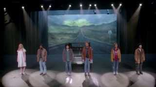 Supernatural 200th Ep FanFiction Musical Scene Carry On My Wayward Son HD Cc