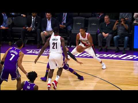 Full Game Highlights: Portland Trail Blazers vs. Sacramento Kings | November 17th, 2017