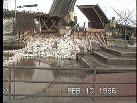 Portland Oregon 1996 Flood Mpg Youtube