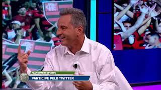 """Landim diz que comandou recuperação financeira do Flamengo: """"Negociei dívidas"""""""