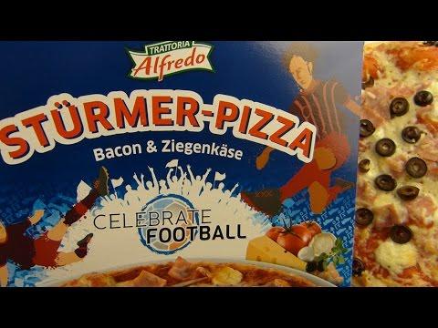 Trattoria Alfredo - Stürmer Pizza Bacon & Ziegenkäse