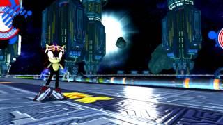 Sonic Generations mods Ray VS Daymon//Daymon VS Ray
