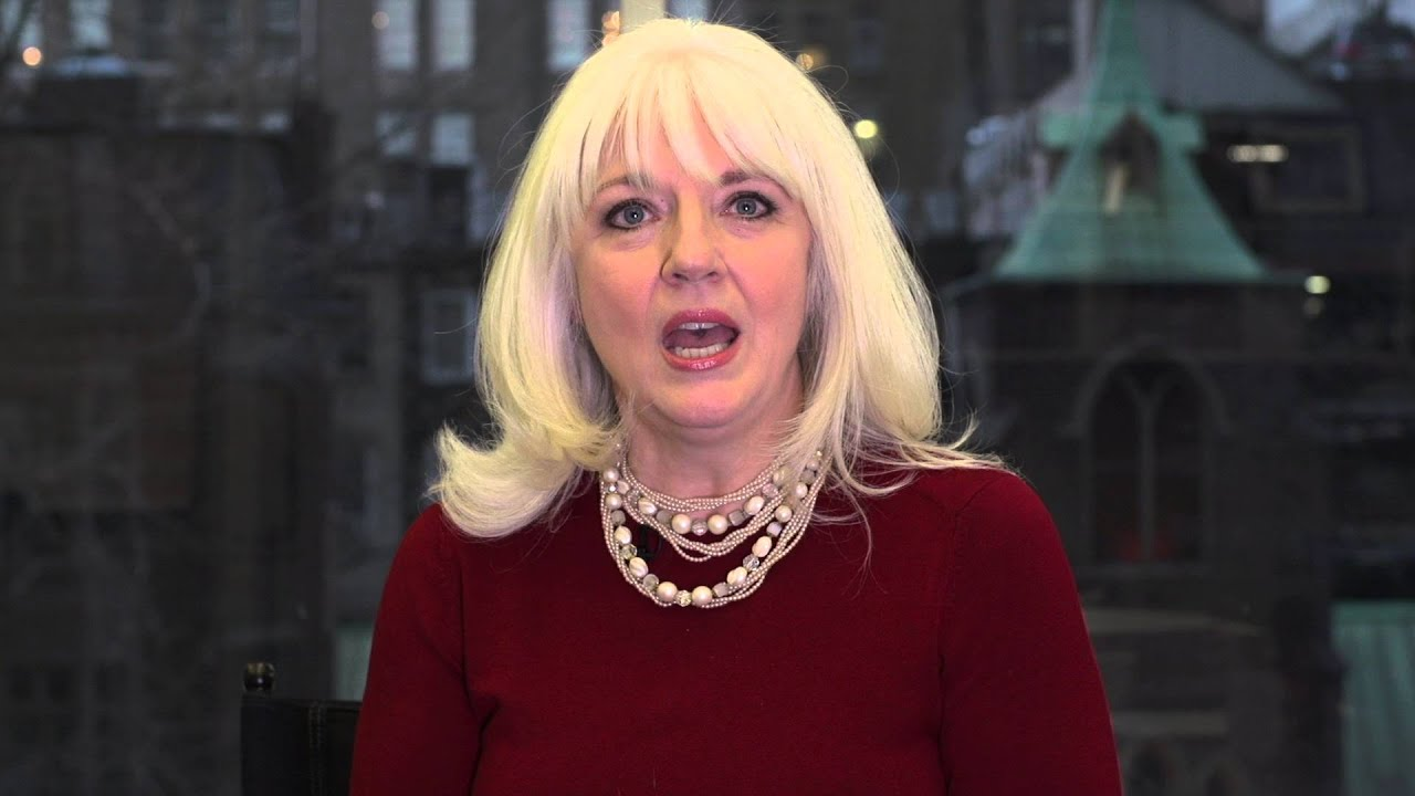 Cynthia Germanotta and #HackHarassment - YouTube