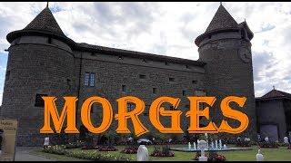 Морж. Швейцария.  Morges. Switzerland