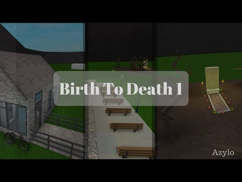 Roblox | Bloxburg: Birth To Death 1 | Small Movie