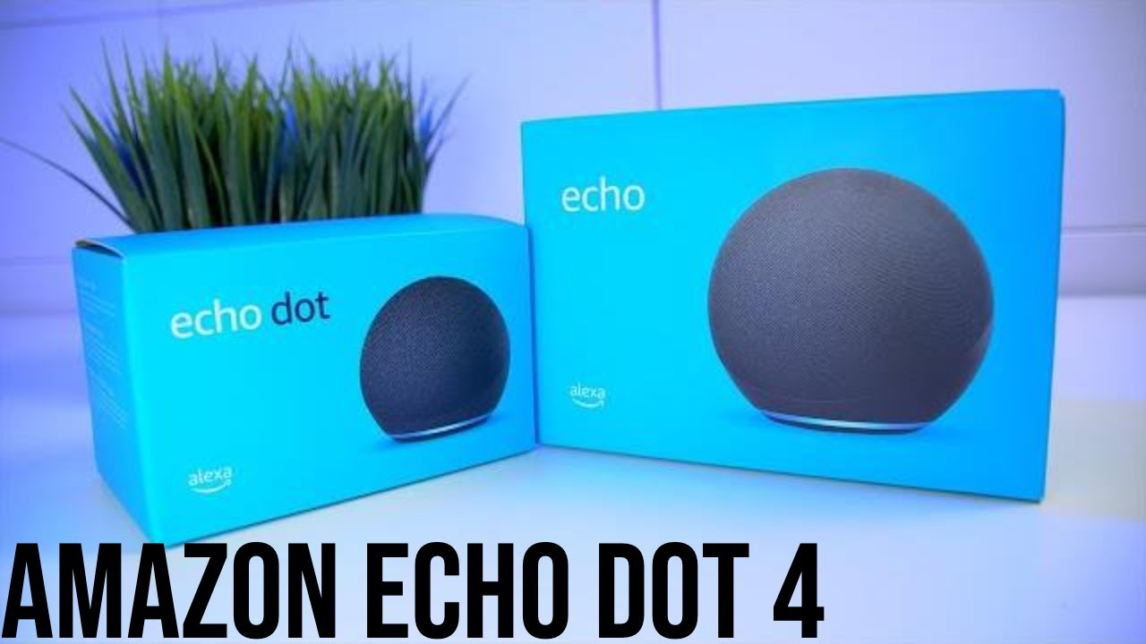 Amazon Echo Dot 4th And Echo 4th Complete Setup Guide