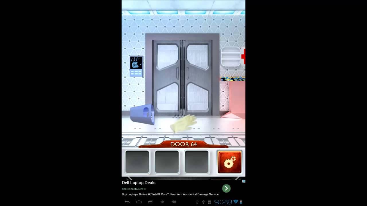 100 doors 2 level 64 walkthrough youtube. Black Bedroom Furniture Sets. Home Design Ideas