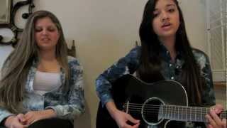 """Stay"" cover by Lyla and Kennedy"
